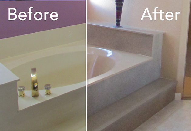 Attractive Many Homeowners Have Never Understood The Amount Of Work Thatu0027s Required  When Refinishing A Bathtub. You Might Think That Bathtub Refinishing  Involves Just ...