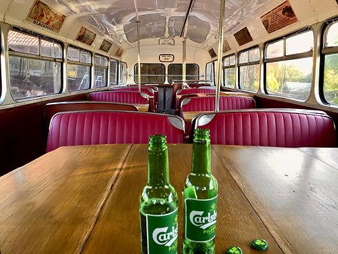 internal bus pic with carlesberg beer.jp