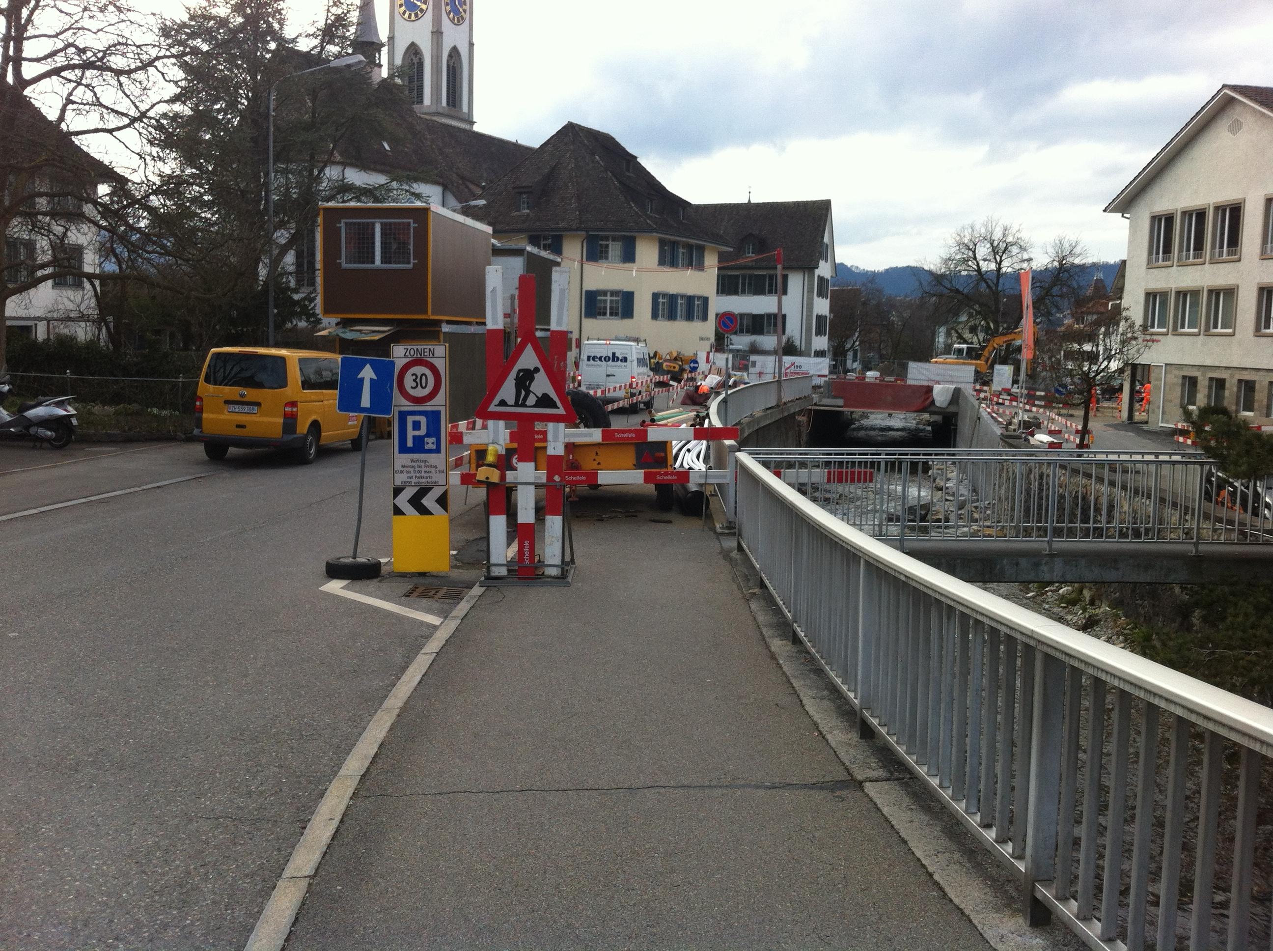 Allmendstrasse