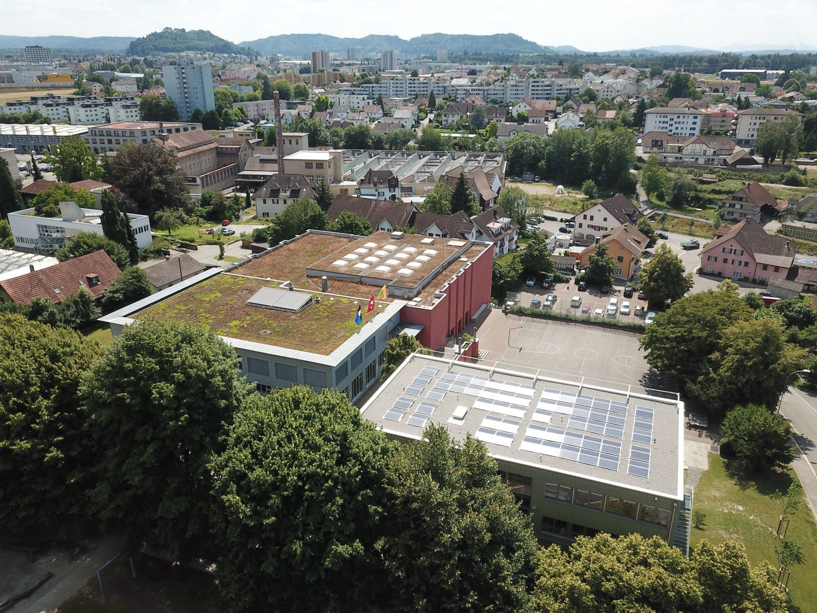 Schulhaus Rössligasse