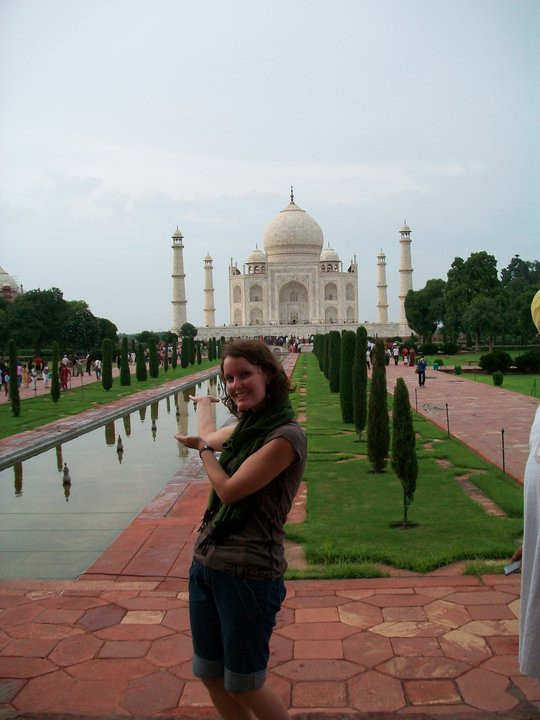 Me in India 2010