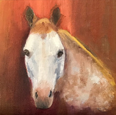 Oil on canvas - sold