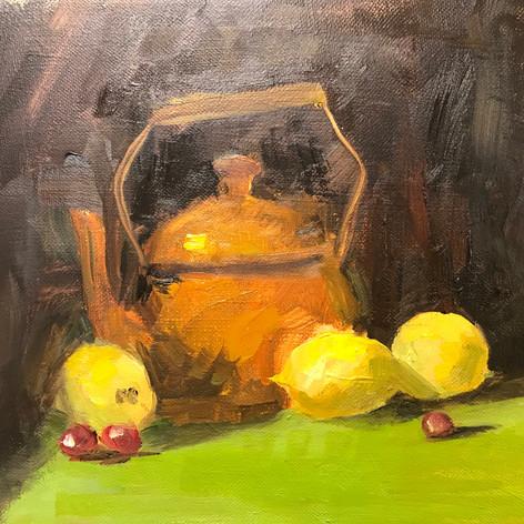 Tea & Lemons $375