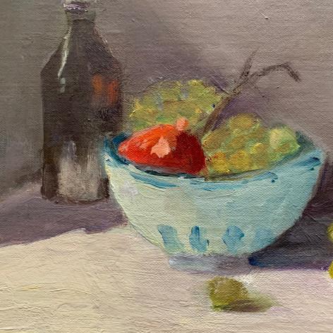 Pomegranate Bowl - $310