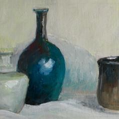 Blue Bottle- $200