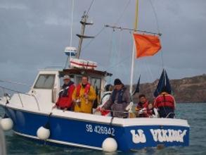 Guide de pêche - Pêche en mer ou du bord - Erquy - Le Viking
