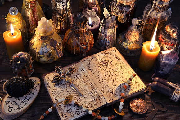 Personal Powerful Spell Caster