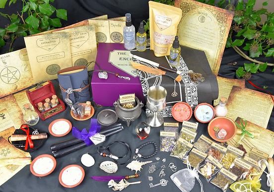 Wiccan Altar Set
