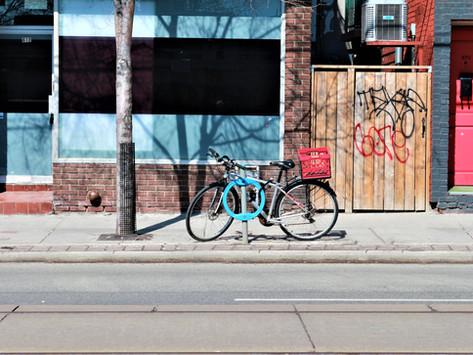 City of Toronto Bike Ring Design