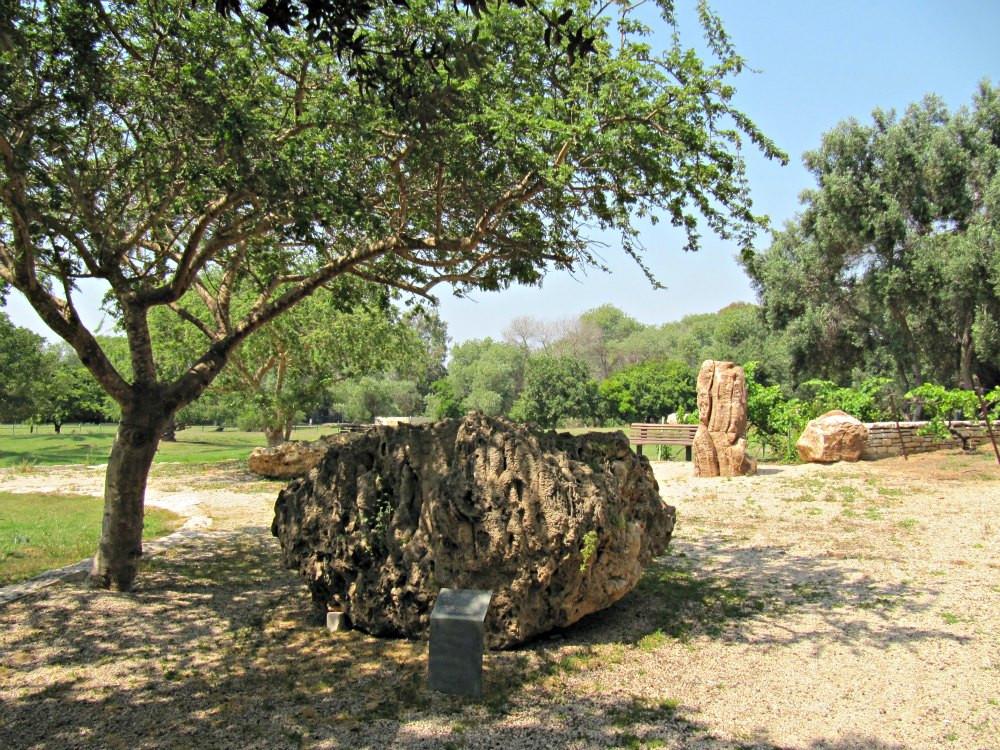 Reefs - Rock Garden (Park HaYarkon)