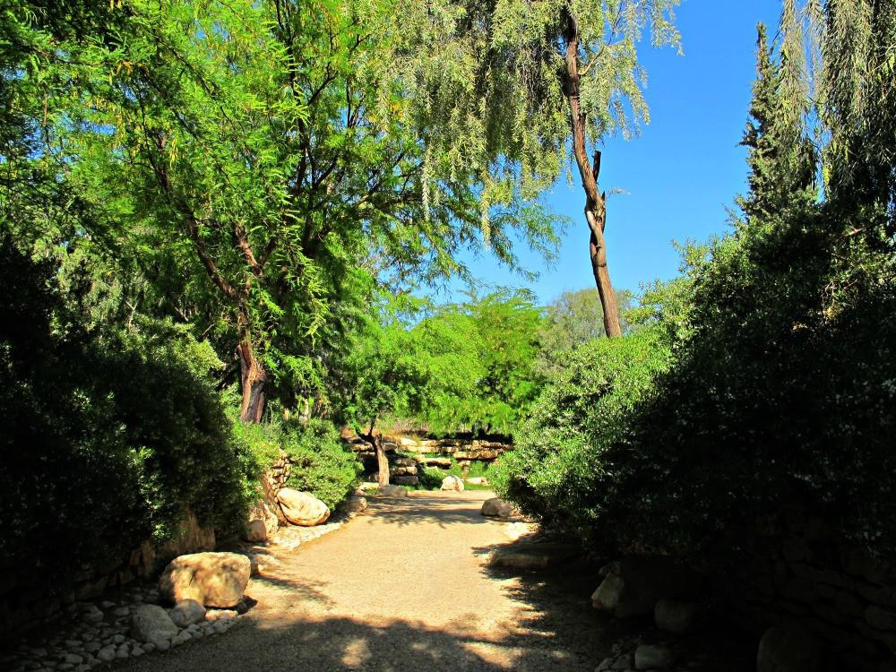 Ben Gurion's Burial Site