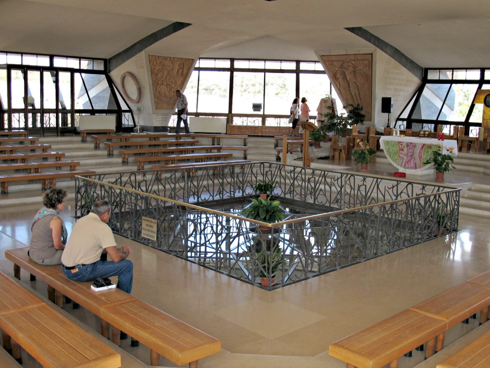 Capernaum - Kfar Nahum National Park - House of Peter