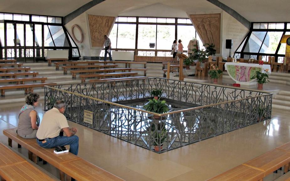 Capernaum - Kfar Nahum National Park - House of Peter
