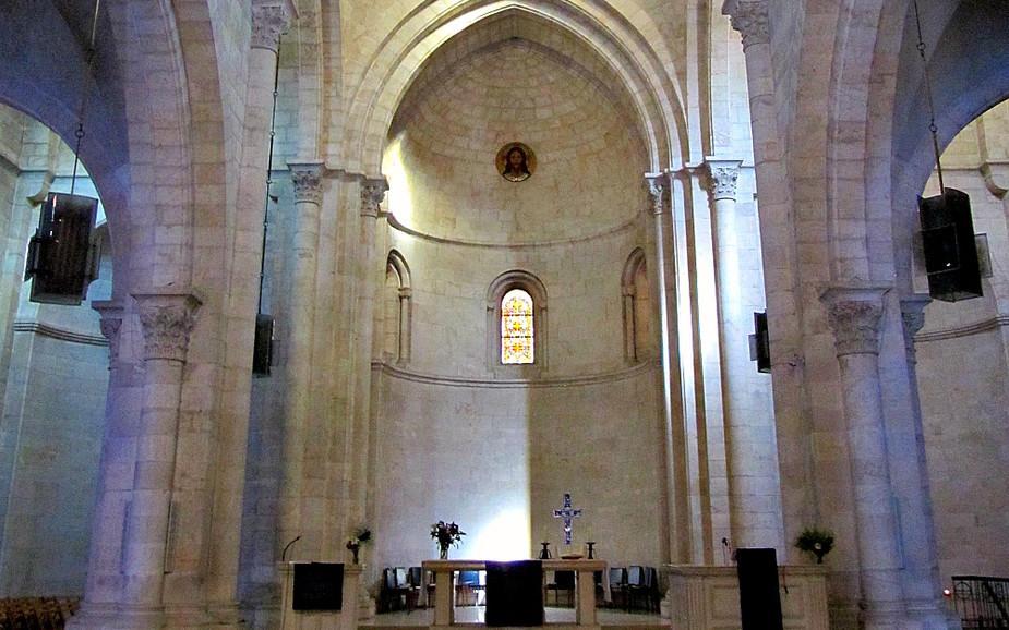 Lutheran Church of the Redeemer - Inside the Church