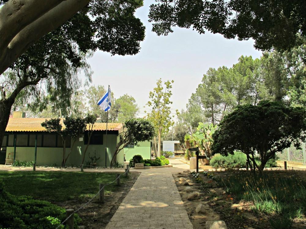 Ben Gurion's Desert Home