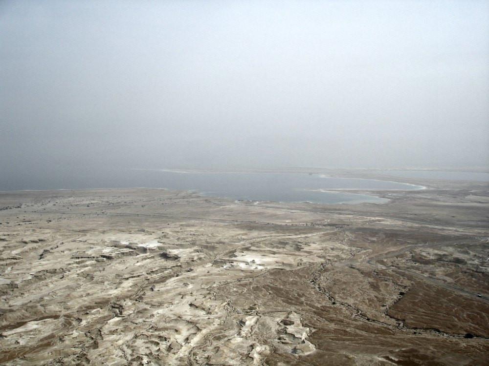 View from Masada