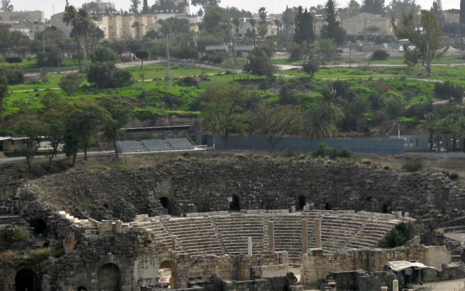 Bet Shean - Roman Theatre