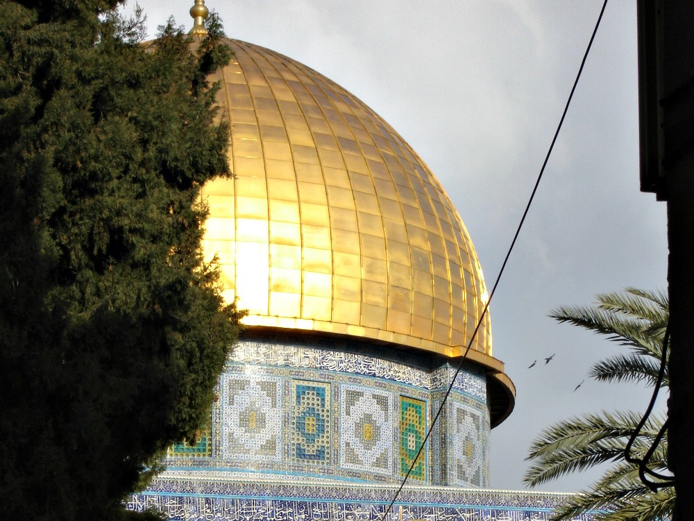 Dome of the Roch and Al Aksa Mosque