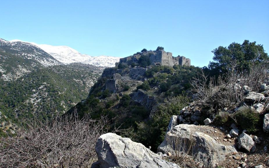 Nimrod's Fortress