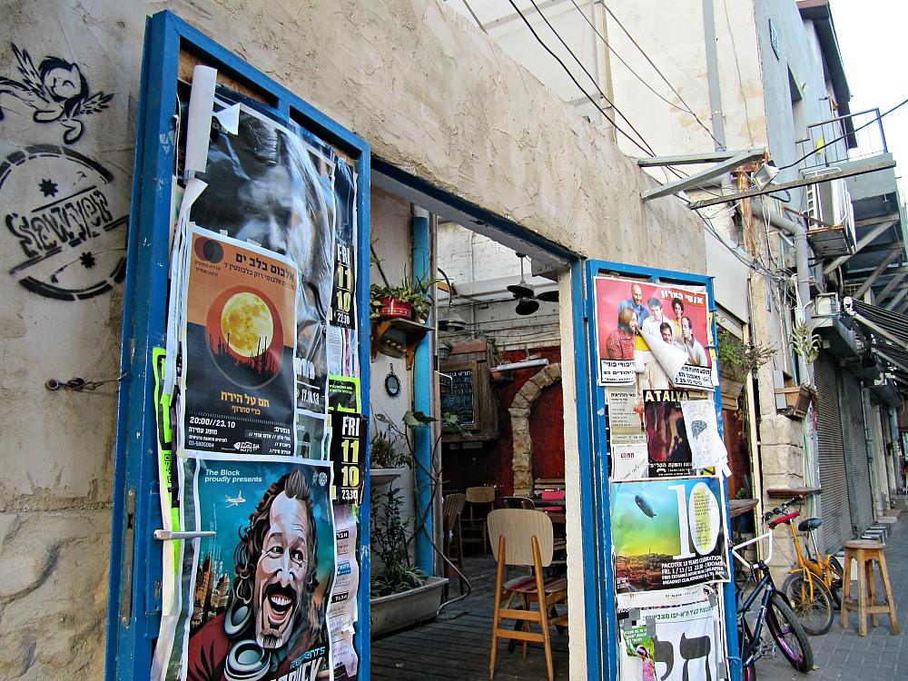 Florentin Neighborhood in Tel Aviv
