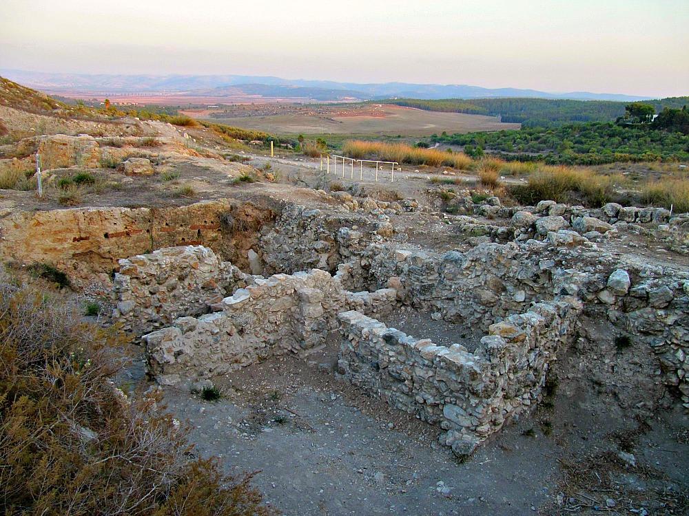 Tel Gezer National Park
