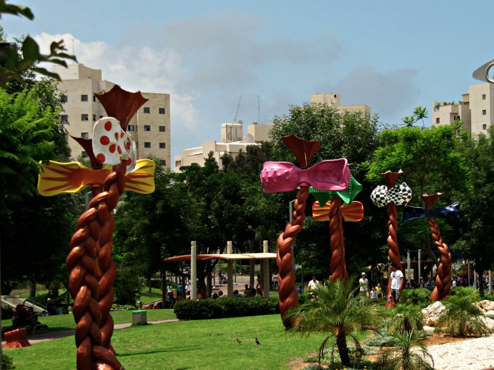 Story: Noa's Sign Language - at Story Garden in Holon