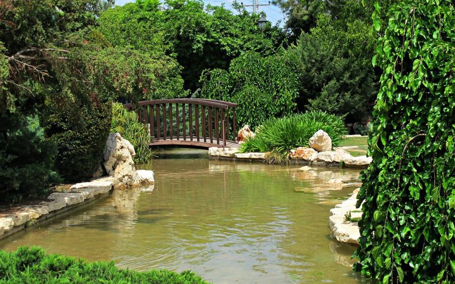 Japanese Garden in Holon
