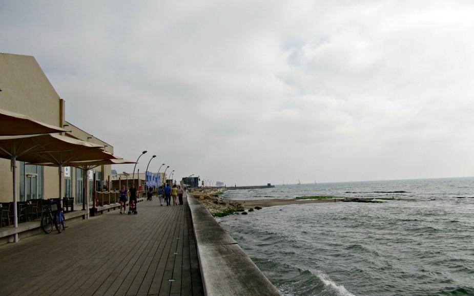 Port (Namal) Tel Aviv