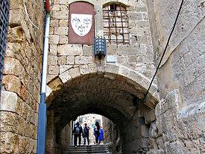 Hospitaller Fortress in Acre