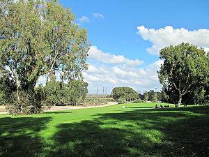Hadera River Park