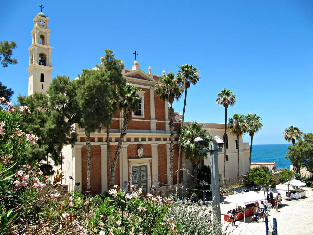 Old Jaffa (Yafo)