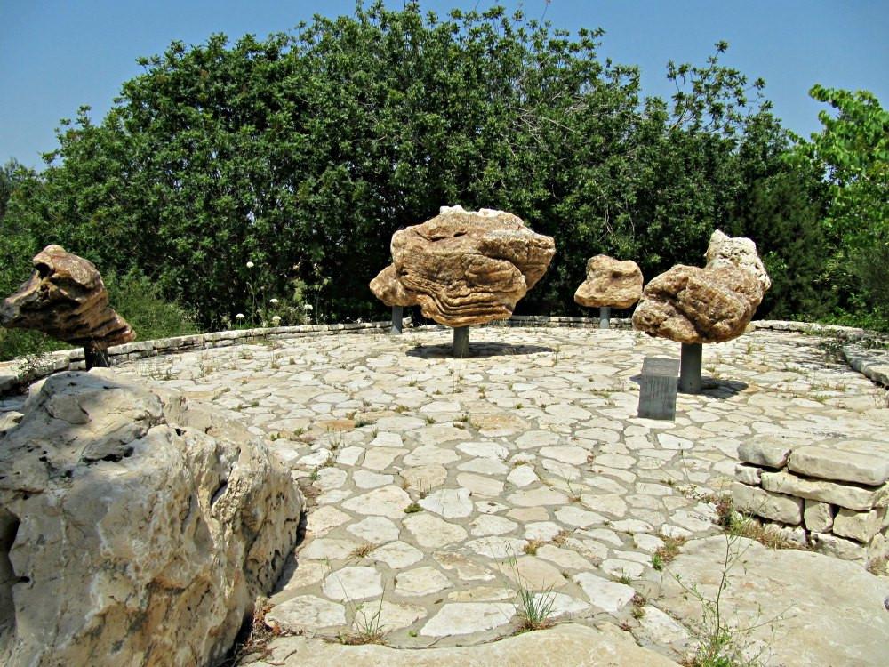 Calcite - Rock Garden (Park HaYarkon)