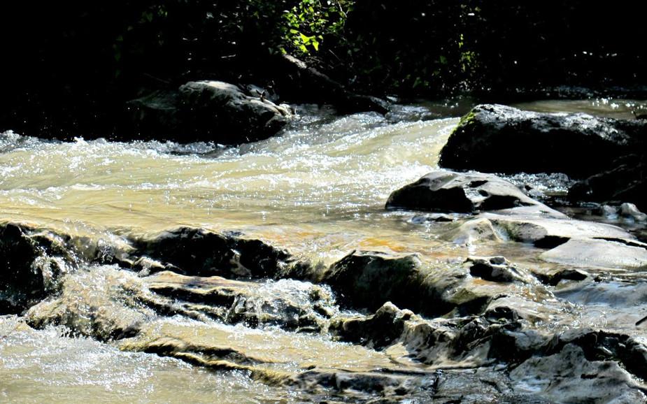River at Nahal HaShofet
