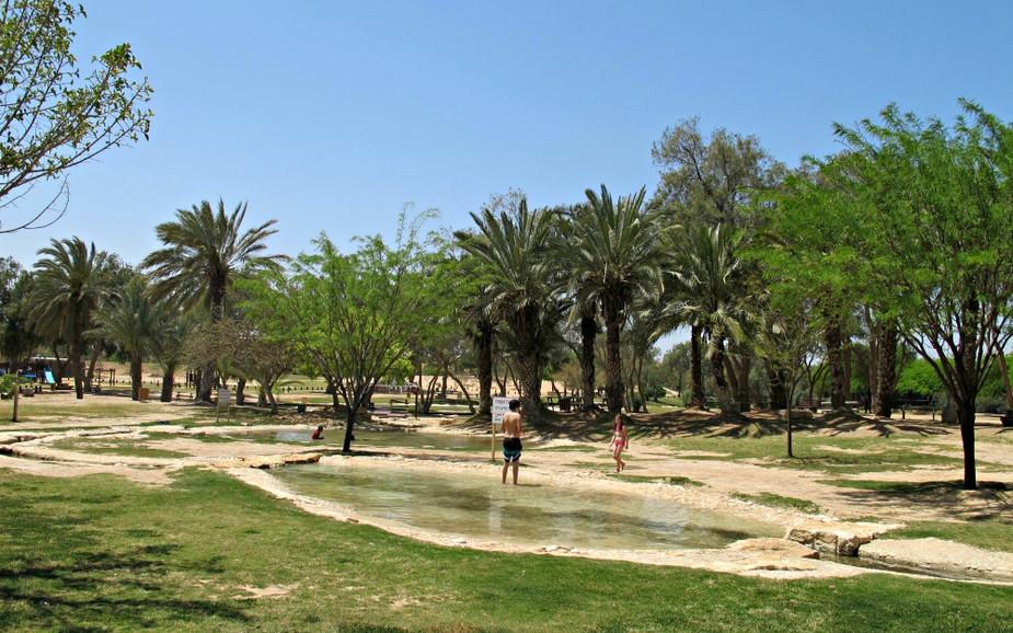 Horshat Tal National Park