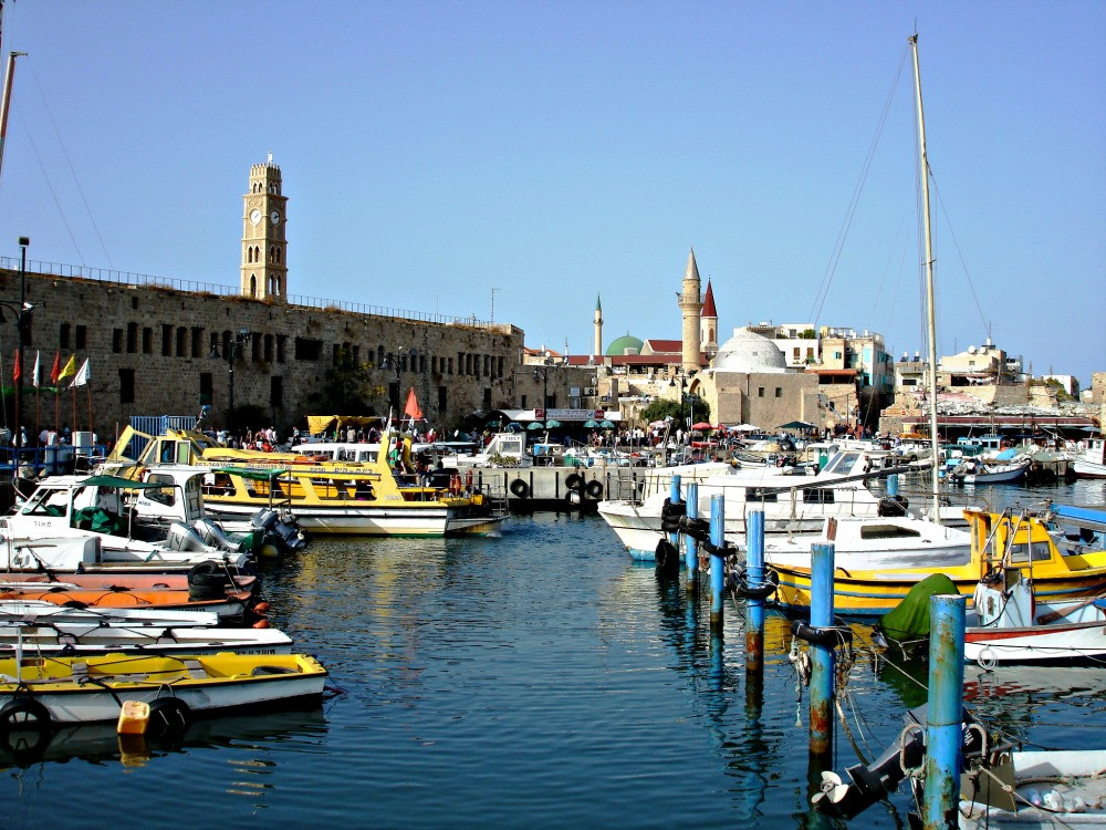 Port in Acre