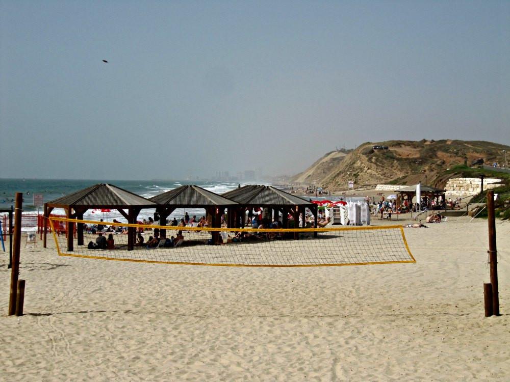 Tel Baruch Beach