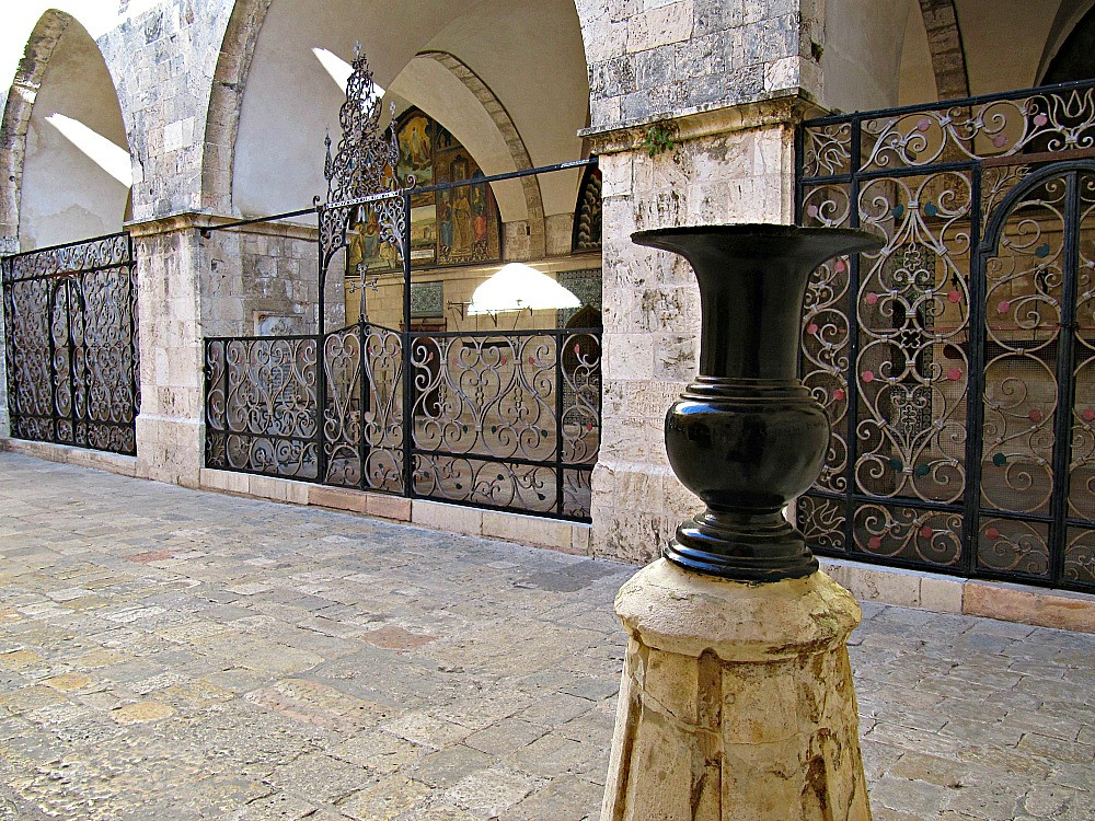 Old City of Jerusalem - Armenian Quarter