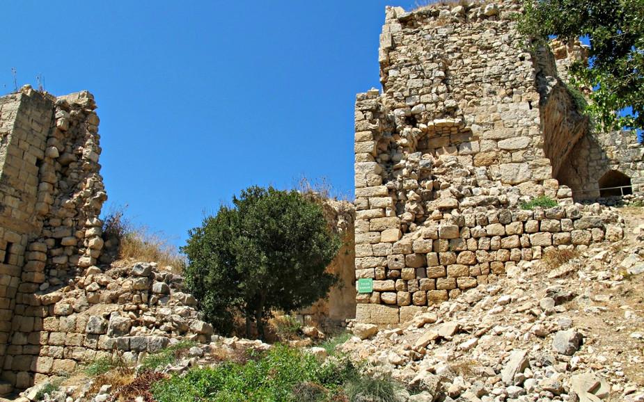 Yehiam Fortress