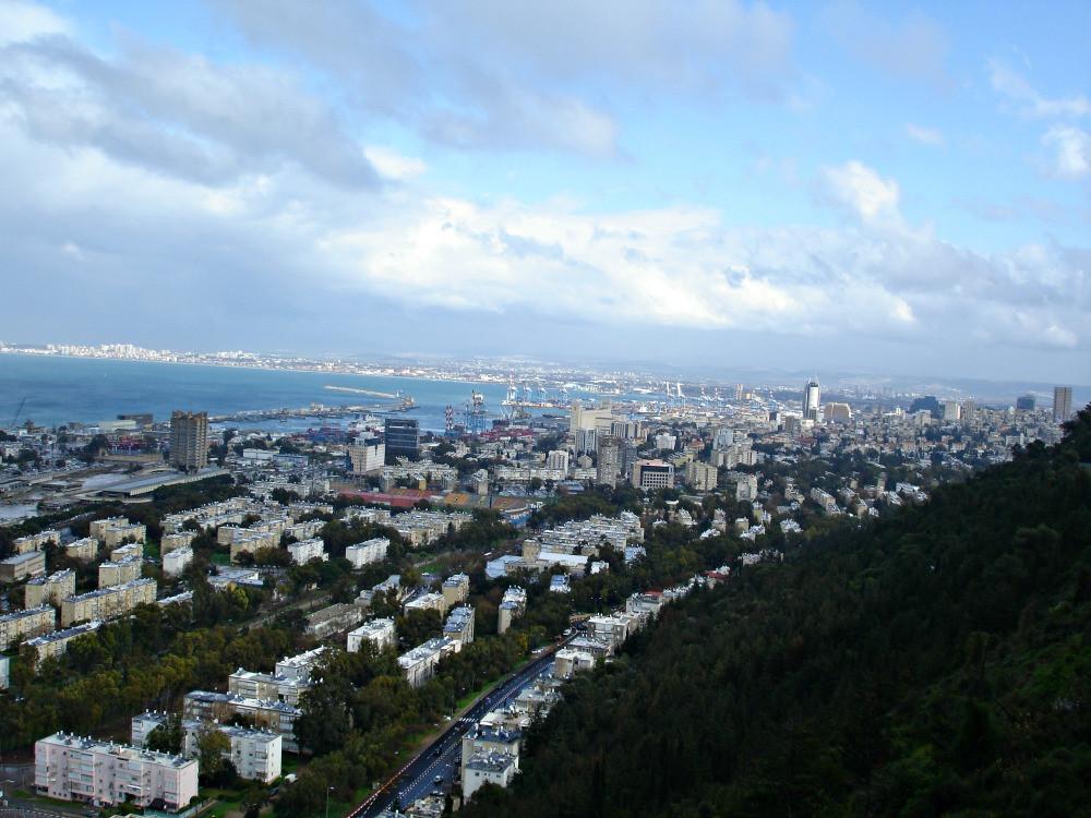 Haifa - View