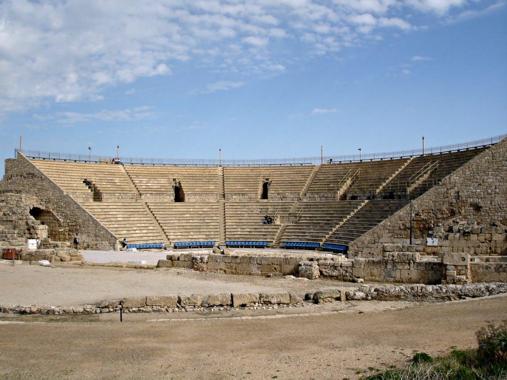 Caesarea National Park - Roman Theatre