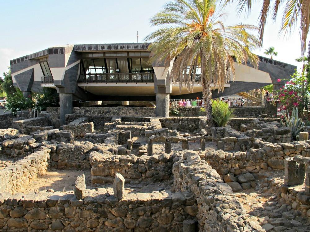 Capernaum - Kfar Nahum National Park