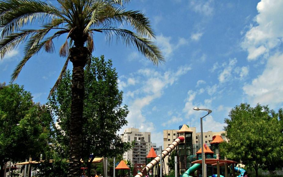 Story Garden in Holon