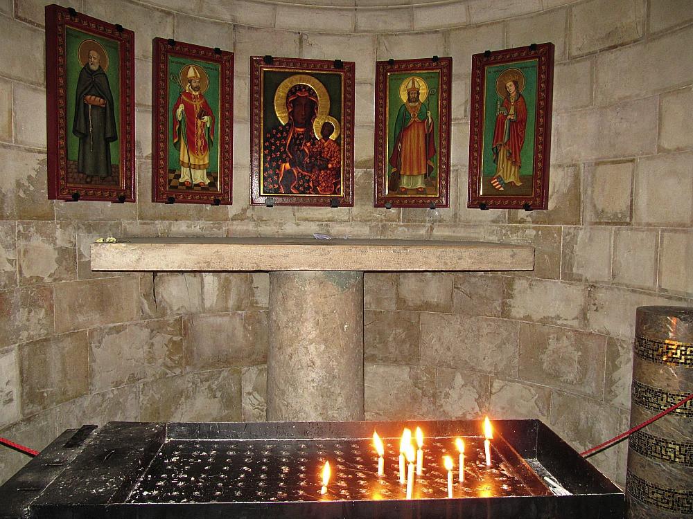 Cenacle (Coenaculum - Last Supper)