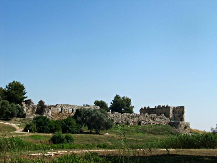 Yarkon National Park - Tel Afek - Antipatris Fortress