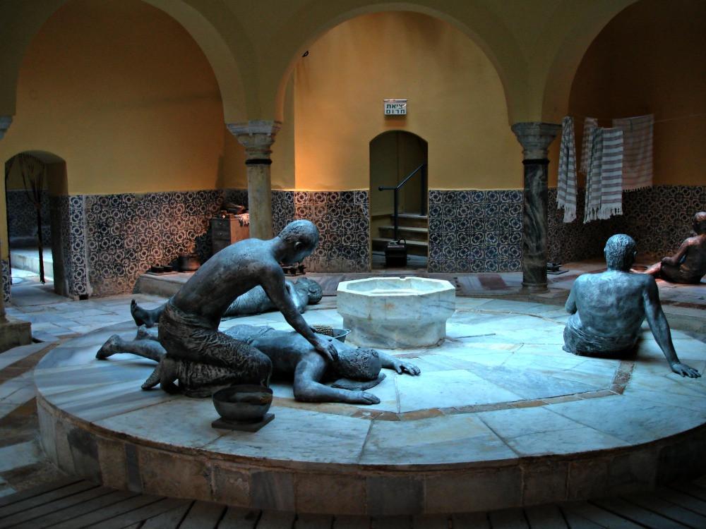 Hamam Al-Basha (Turkish Bath) Museum in Acre