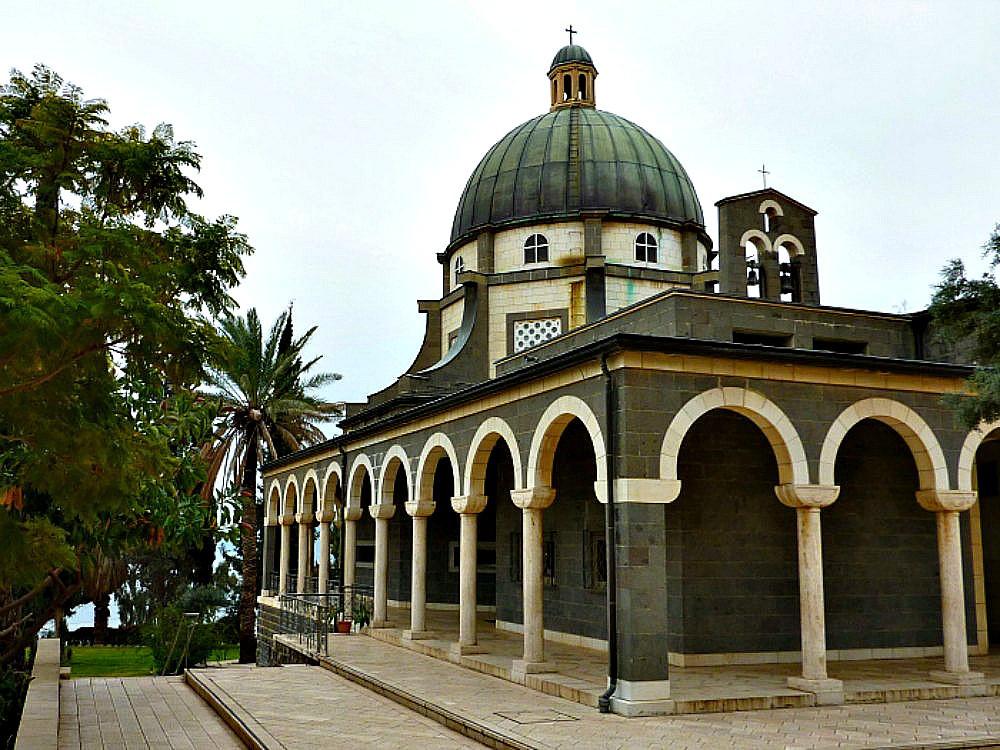 Church of Mount of Beautitudes