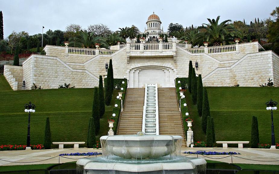 Haifa - Bahai Temple