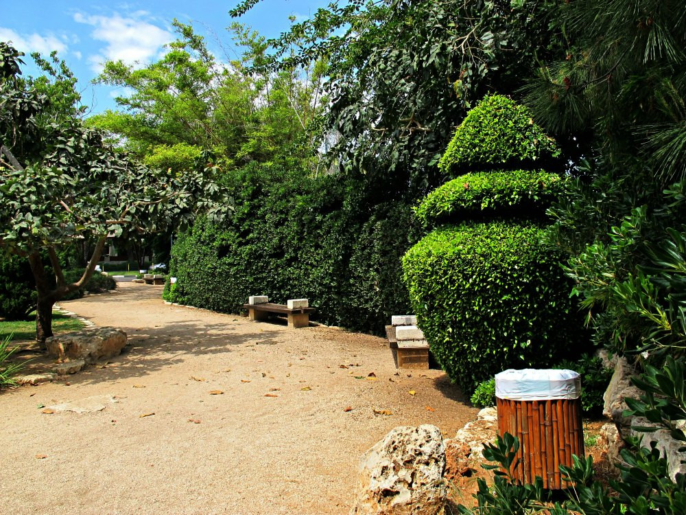 Japanese Garden in Holon