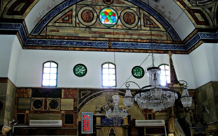 Al-Jazzar Mosque in Acre