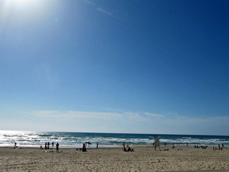 Rishon LeZion Beach